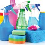 действия при отравлении бытовой химией