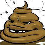 убрать запах кала