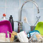 инструкция по мытью посуды