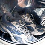 стирка кроссовок в стиральной машине фото