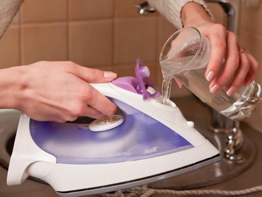 Как в домашних условиях почистить утюг внутри - Как почистить утюг от накипи внутри лимонной кислотой и