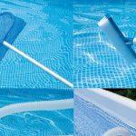 как почиститьь бассейн в домашних условиях