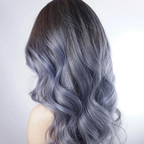 фото крашеных волос