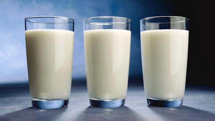 фото нежирного молока