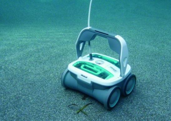 фото робота-пылесоса для очистки бассейна