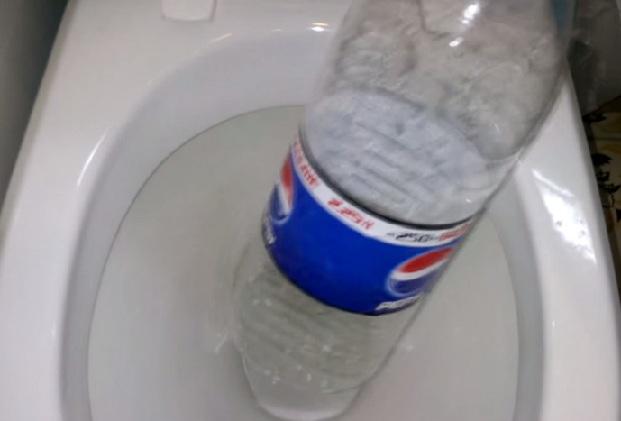 фото вантуза из пластиковой бутылки