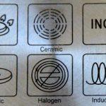 фото значков на посуде