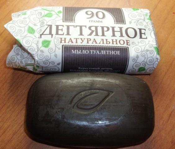 польза дягтярного мыла для здоровья