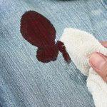 как быстро отстирать пятно от крови