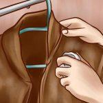 правила чистки пиджака