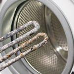 чем почистить накипь в стиральной машине