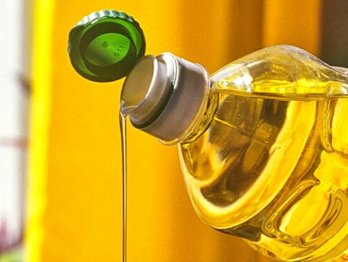 растительное масло против пятен одуванчика