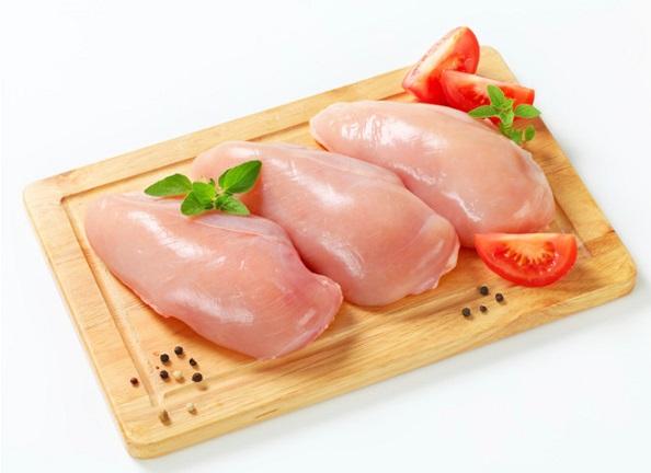 фото свежего куриного мяса