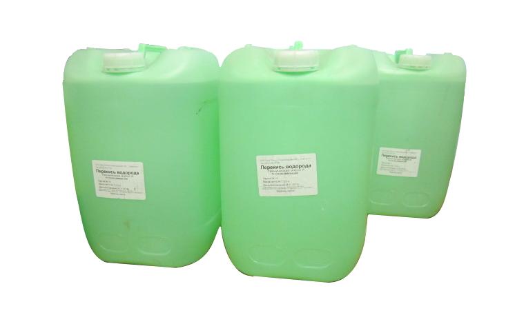 фото перекиси водорода для бассейна