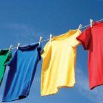 фото стирки футболки в стиральной машине