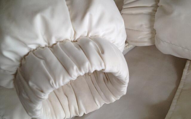 фото чистки рукавов пуховика