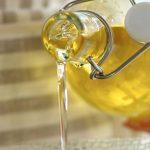 чем вывести пятна от подсолнечного масла