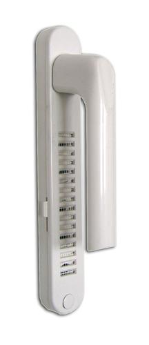 фото клапана-ручки для вентиляции окна