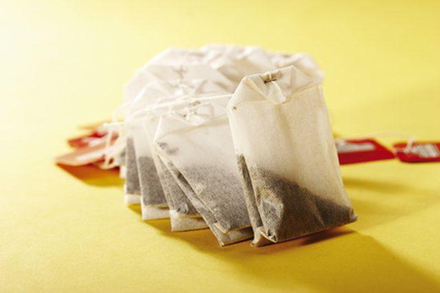чайные пакетики против запаха в шкафу
