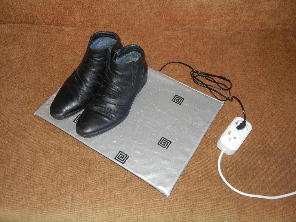 фото коврика для сушки обуви