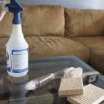 как правильно убрать неприятный запах с кресла или дивана