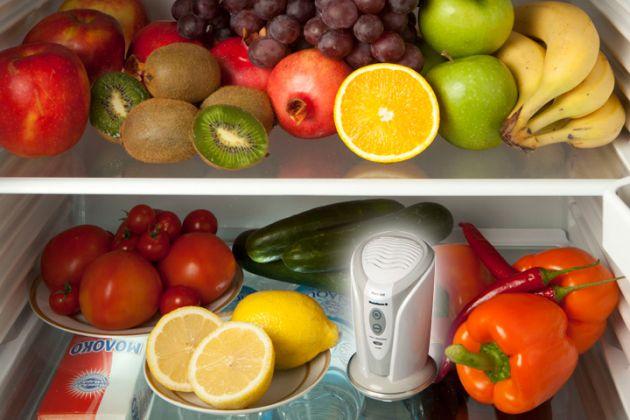 фото ионизатора воздуха для холодильника