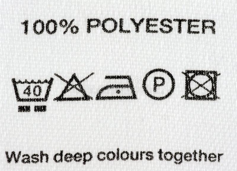 как нужно гладить куртку из полиэстера