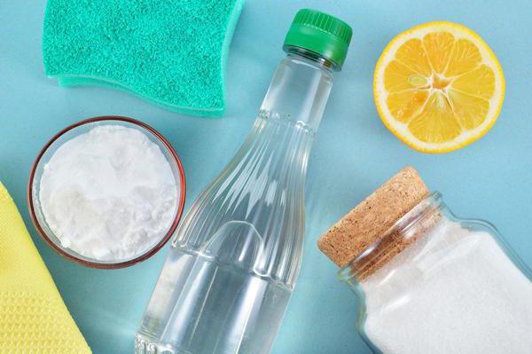 фото домашних средств для мытья холодильника