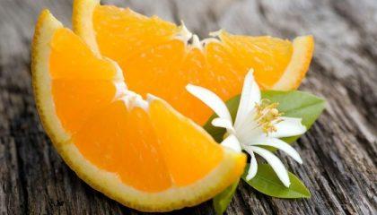 удалить пятно от апельсина