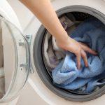 фото стирки белья в стиральной машине