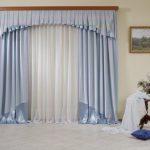 фото как правильно стирать шторы дома