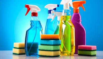 фото моющих средств для уборки дома