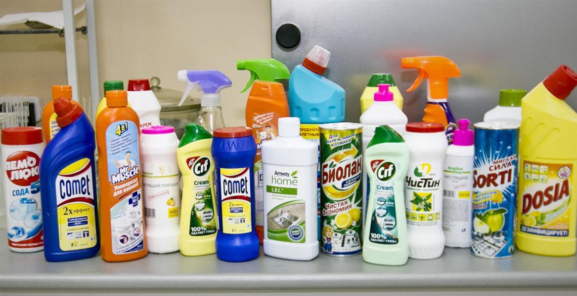 фото моющих средств для квартиры