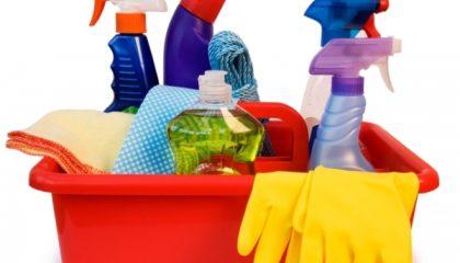 фото моющих средств с хлоркой